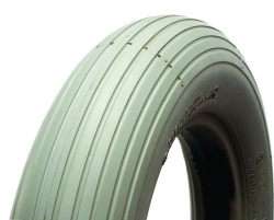 Pair of 250/280 x 4 Rib Tyre in grey NITHT654