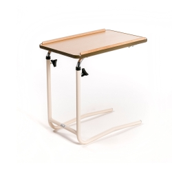 Over Bed Table with Open Base