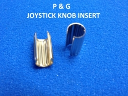 Metal Insert for P & G Joystick NITHI 370