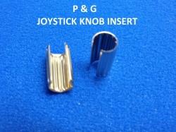 Metal Insert for P & G Joystick NITHI 370
