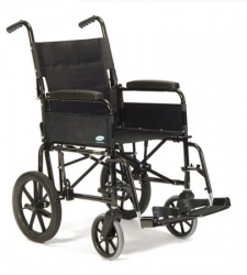 9L Steel Service Wheelchair