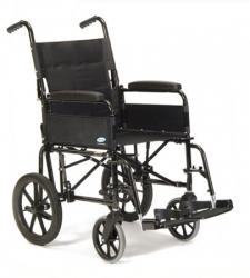 9L Steel Service Wheelchair