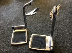 WHEELCHAIR HANGERS / FOOTRESTS AND SPARES - Nithsdale