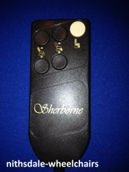 Sherborne 5 Button Handset NITHS 55