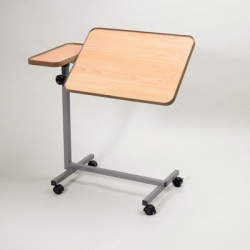 Dual Action Overbed Table