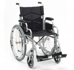 Superior Steel Wheelchair S4
