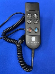 Royams 6 button handset