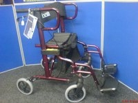 WALKER / WHEELCHAIR