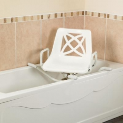 Aluminium Swivelling Bath Seat