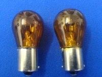 Orange Indicator Bulb