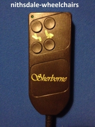 Sherborne 4 Button Handset NITHS 45