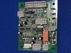 TGA tiller PCB