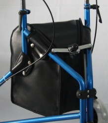 VINYL BAG FOR 3 WHEEL WALKER