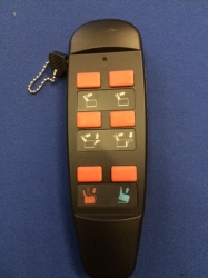 6 Button Handset for Pride T3