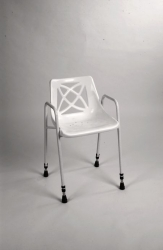 Height Adjustable Shower Chair NITHS 333