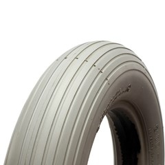 Pair of SOLID Rib Tyres 260 x 85, 300x4 OR 3 x 10 NITHS 904