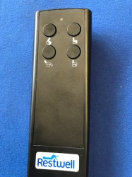 Restwell 4 Button  Handset