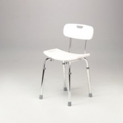 Shower Chair with backrest NITHS 4207