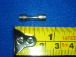Small Glass Fuse