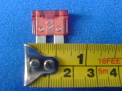 Standard blade fuses