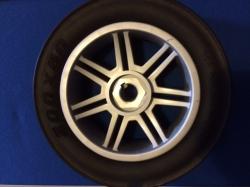 Power Stroll Drive Wheel NITHP 550