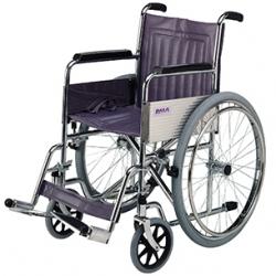 The Chrome Wheelchair