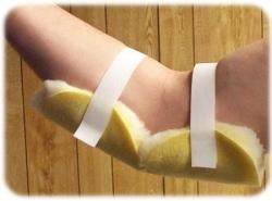 Synthetic Fleece Elbow Protector