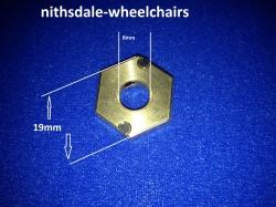 Universal Motor Nut