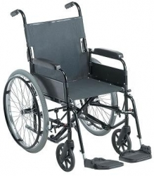 STEEL 8L Wheelchair