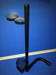 Twin Crutch Holder NITHC 145