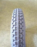 Pair of Solid Infill Tyre 12.5