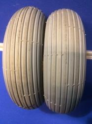 PAIR OF 260 x 85, 300x4 OR 3 x 10 Rib Tyre NITHT 085