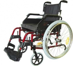 125  Lightweight wheelchair