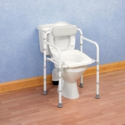 Uni-Frame Toilet Frame