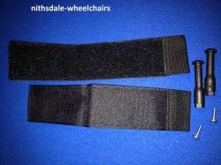 Velcro Style Webbing Heel Loop  NITH 778