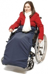 Wheelchair apron (unlined)