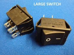 LARGE / SMALL ROCKER SWITCH NITH6423