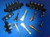Battery / Motor pick up pin & pads