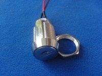 Universal Ignition Barrel with two Keys NITH1324