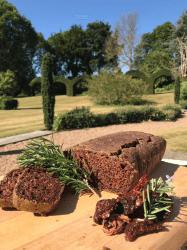 Sundried Tomato and Rosemary Bread (Paleo)