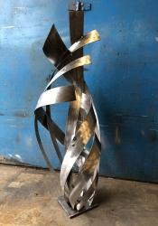 Flame Sculpture