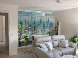 Wall Mural , Painter and decorator Glasgow