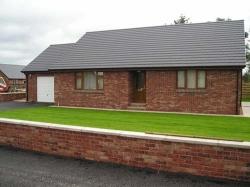 3 bedroom bungalow with integral garage