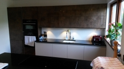 Tayside contemporary kitchen