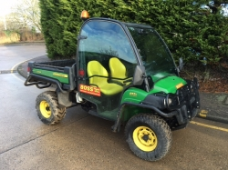 John Deere Gator 855d 2013 For Sale