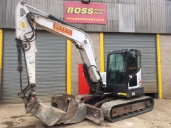 Pre Loved Plant For Sale - Boss Plant Hire Ltd