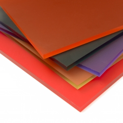 Diffrent Colour Types of Perspex