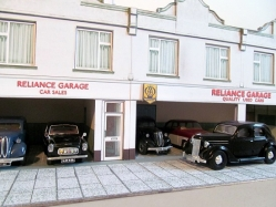 OSHC  Second Hand Car Dealership (half relief