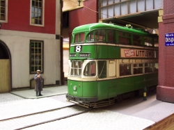 Assortment of Trams