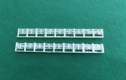 2 x Length Cabel Hangers